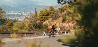 Andalusia Spain tri camp in Nerja with HC Bike Tours and NRG Performance Training