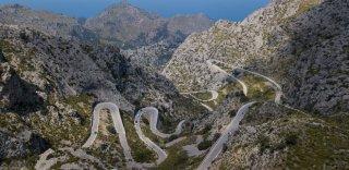 Sa Calobra Mallorca cycling climb - Mallorca bike camp 2021 with HC Bike Tours