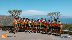 Private Cycling camp in Sicily Italy | HC Bike Tours guests at Taormina village