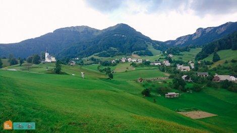 Julian Alps Slovenia cycling tour with HC Bike Tours
