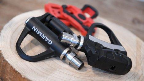 Rent Garmin Vector 3 power meter pedals at HC Bike Tours rental